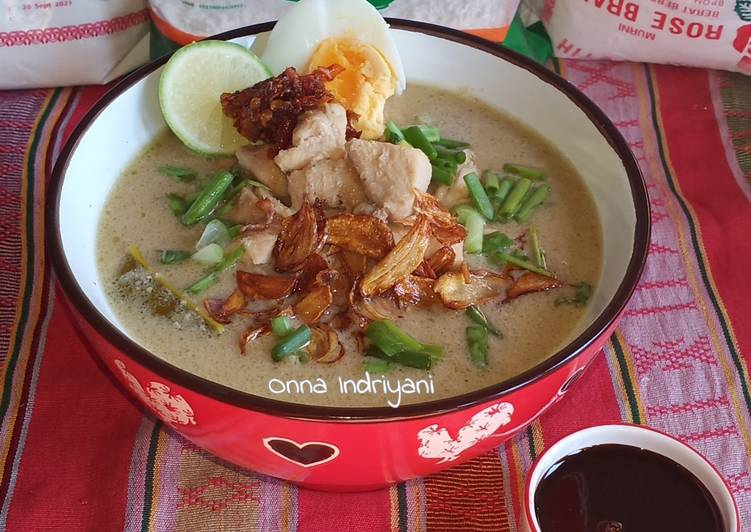 Cotto Makassar Daging Ayam
