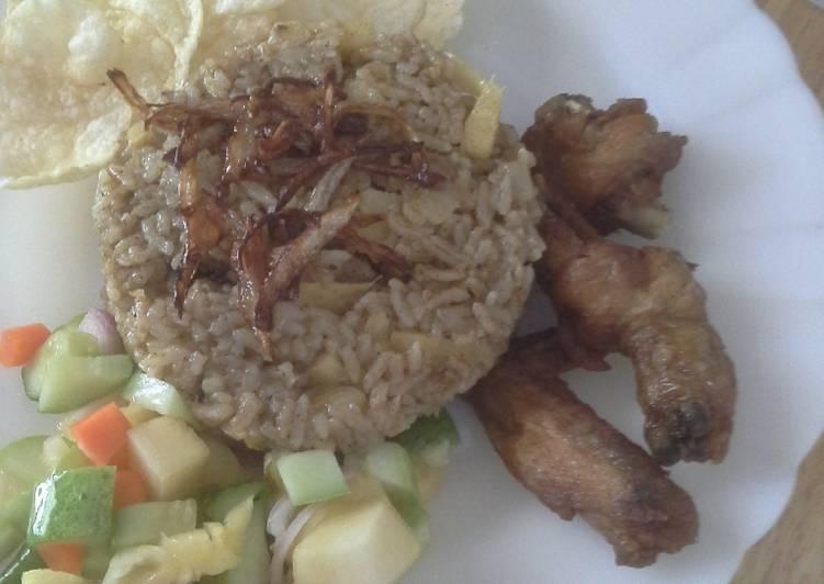 Nasi kebuli+briyani