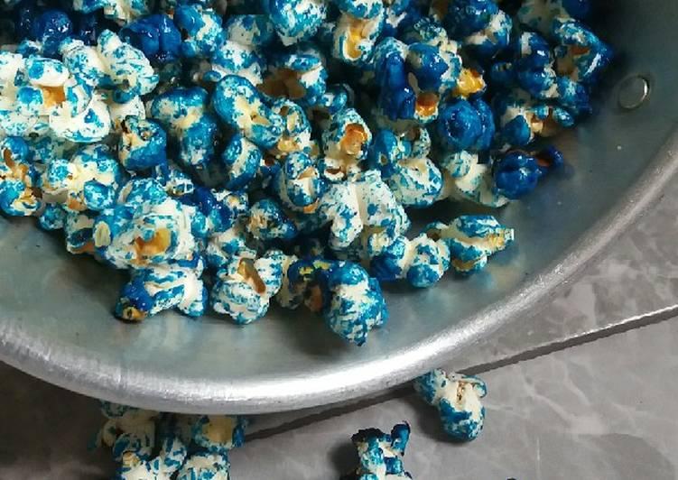 💙 Blue Popcorn