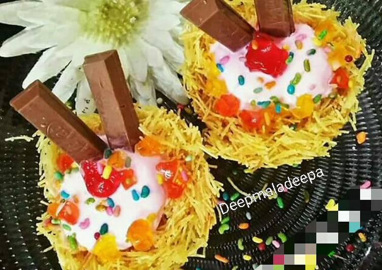 Ice-cream Nest