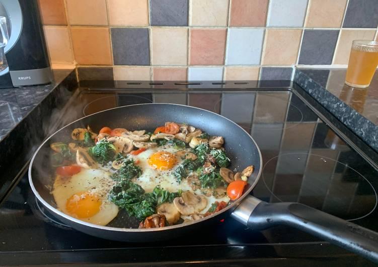 Eggs Brunch