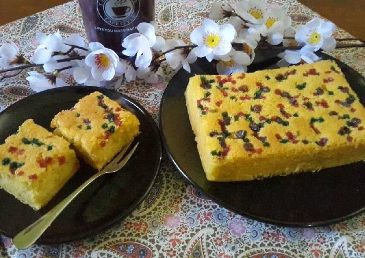 Cake Labu Kuning Sukade