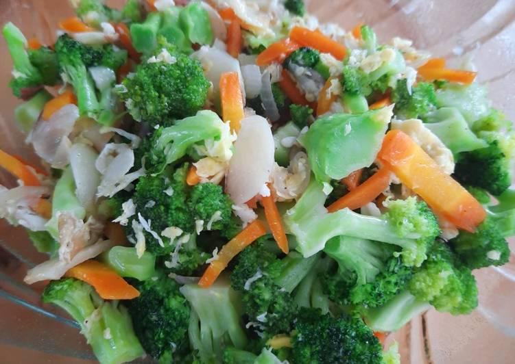 Cah brokoli