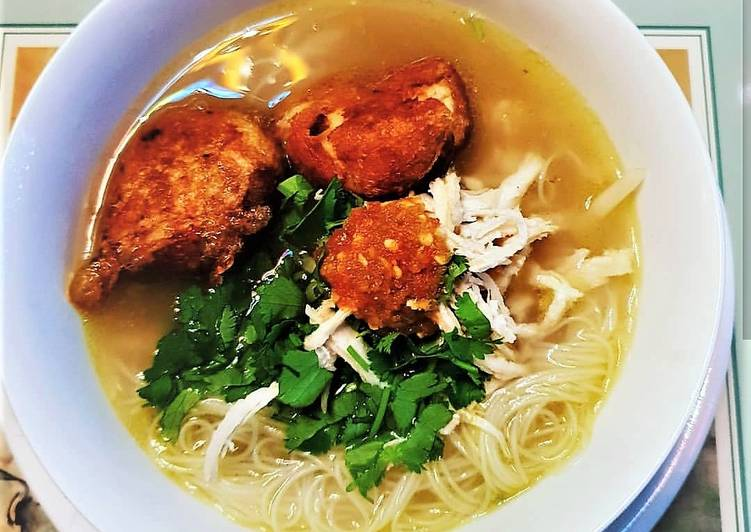 Foods That Make You Happy Noodle Soup