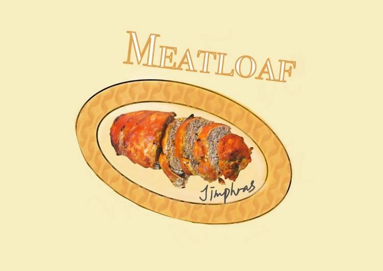 Steps to Make Quick Meatloaf
