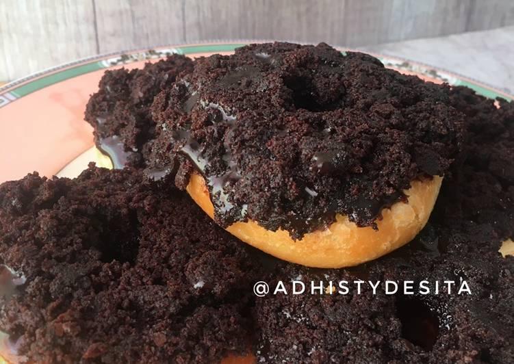 Donut Brownies