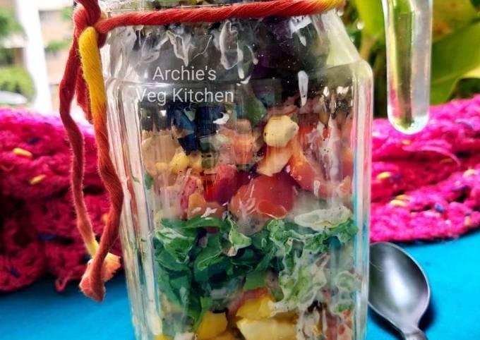 Magical super healthy salad