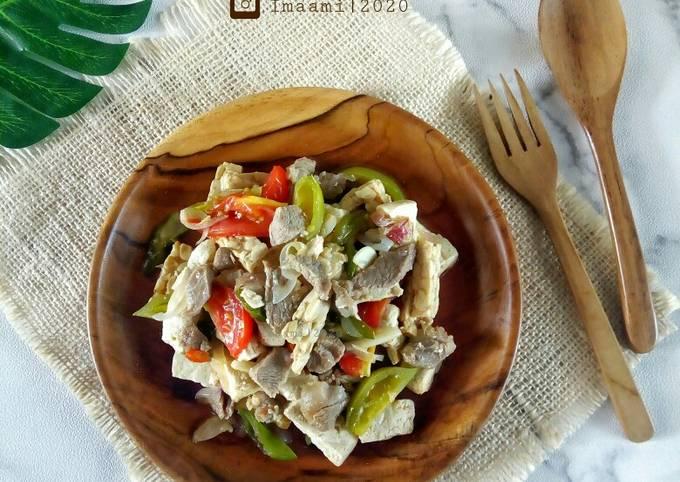 Cara Gampang Menyiapkan Asem-Asem Daging Tahu Ala Desi Trisnawati MasterChef Indonesia