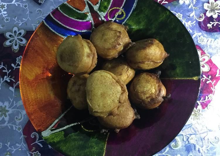 30 Minute Easiest Way to Make Autumn Banana balls(nedra pazham bonda)