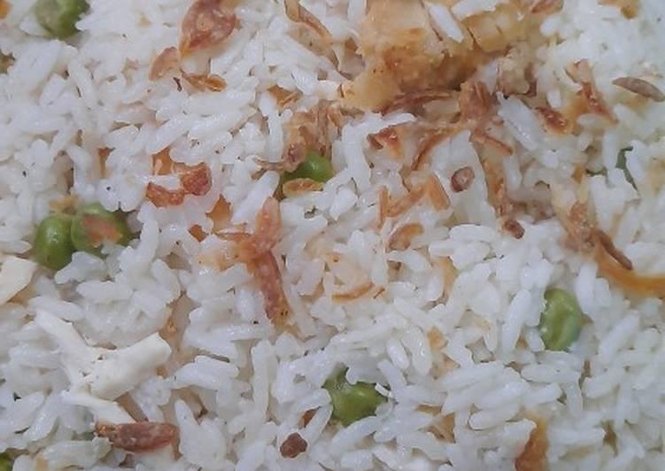 Nasi Viral Ayam KFC