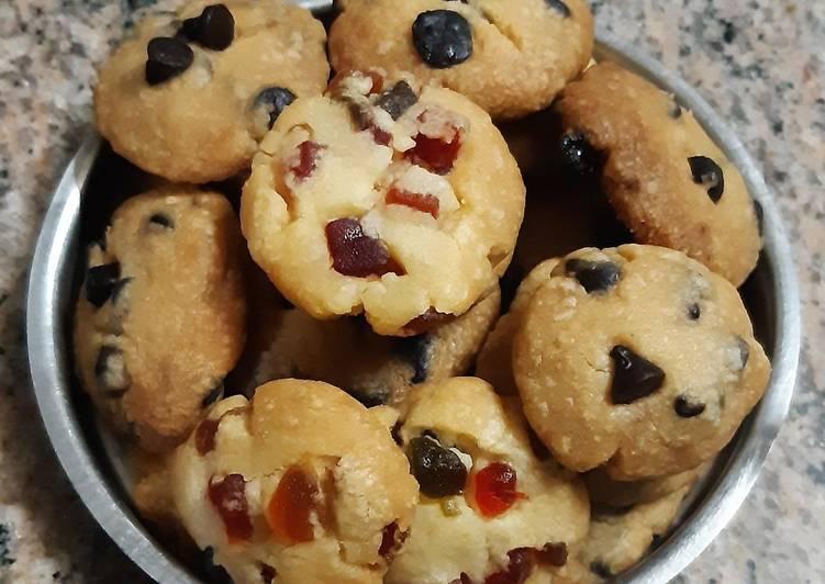 Simple Way to Prepare Favorite Choco chips cookies