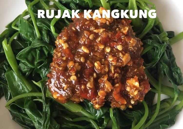 Rujak Kangkung 🌿🌿🌿