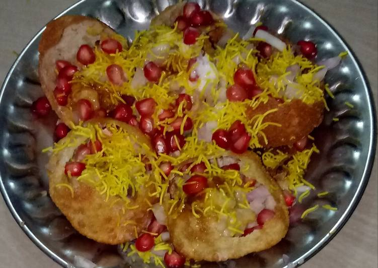Learn How to Boost Your Mood with Food Sev puri / dahi puri chaat