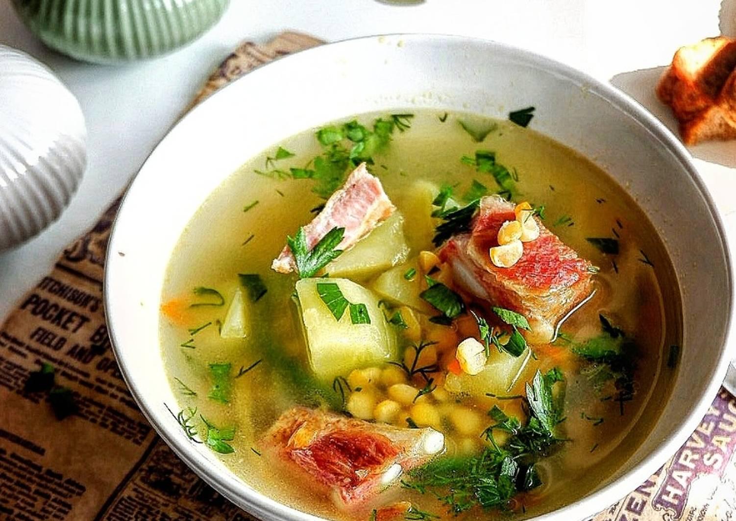 рецепт горохового супа с фото три десятилетия