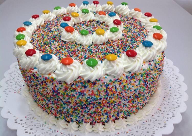 Torta Infantil Día Del Niño Receta De Haydee Agreda Cookpad