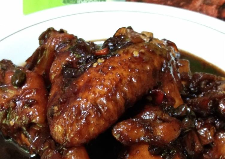 Resep Ayam Kecap Simpel Pasti Enak Tanpa Ribet