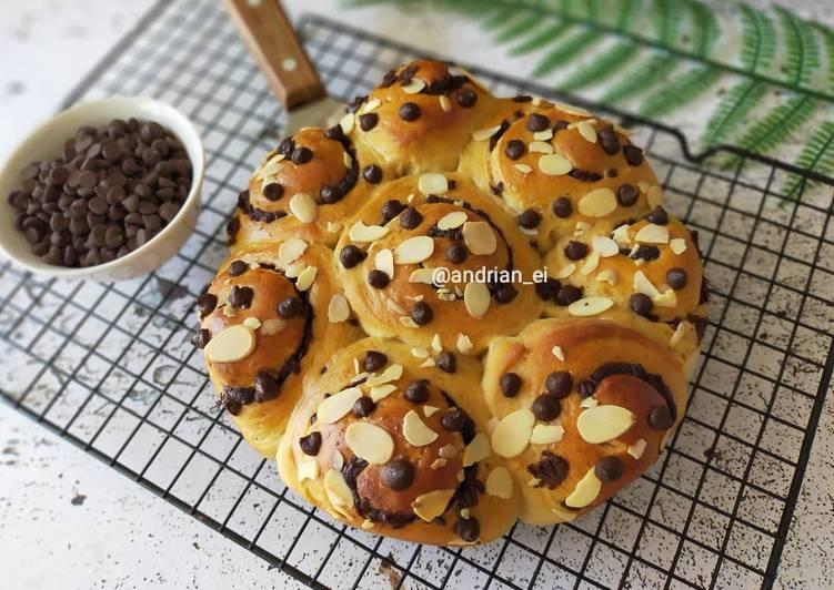 Roti Kopi (Ulen 5 menit)
