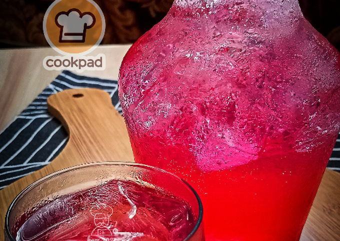 Soda laici rose