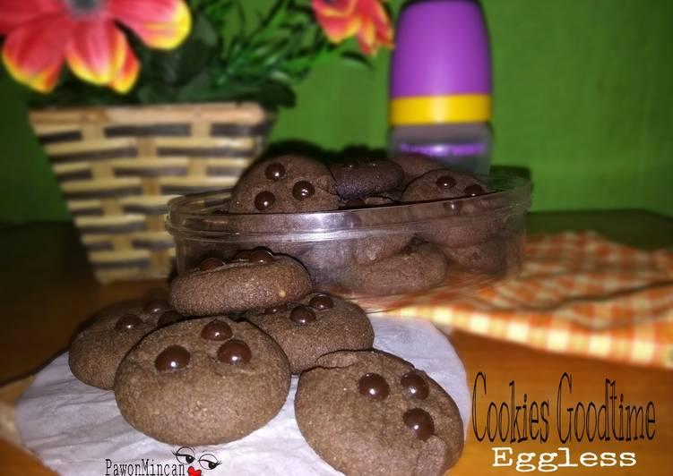 Cookies Goodtime Eggless
