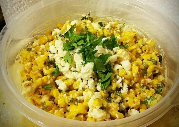 Recipe: Yummy Mexican Street Corn Salad