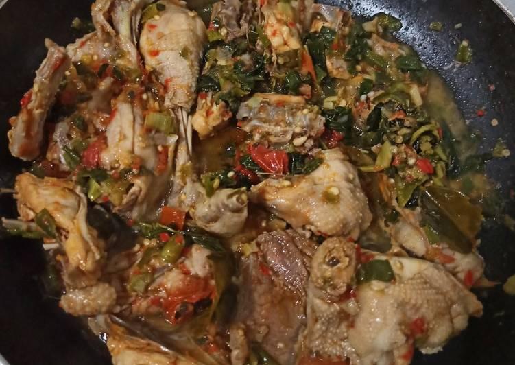 Cara Memasak Ayam Woku Kemangi ekonomis untuk jualan