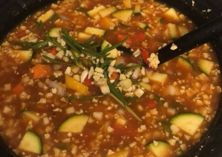 How to Make Tasty Veggie Soup