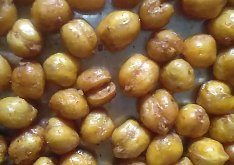 Recipe of Ultimate Chickpea namkeen