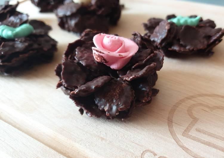 recette Roses des sables healthy le délicieux