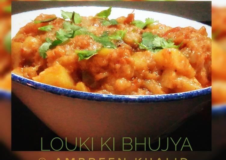How to Make Ultimate Louki ki Bhujya