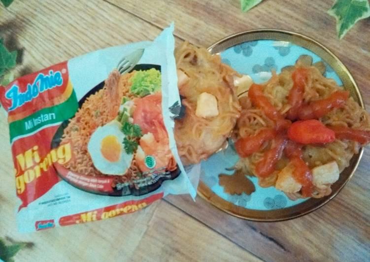 Resep Donat indomie#rabubaru#cookpadcommunity Anti Gagal