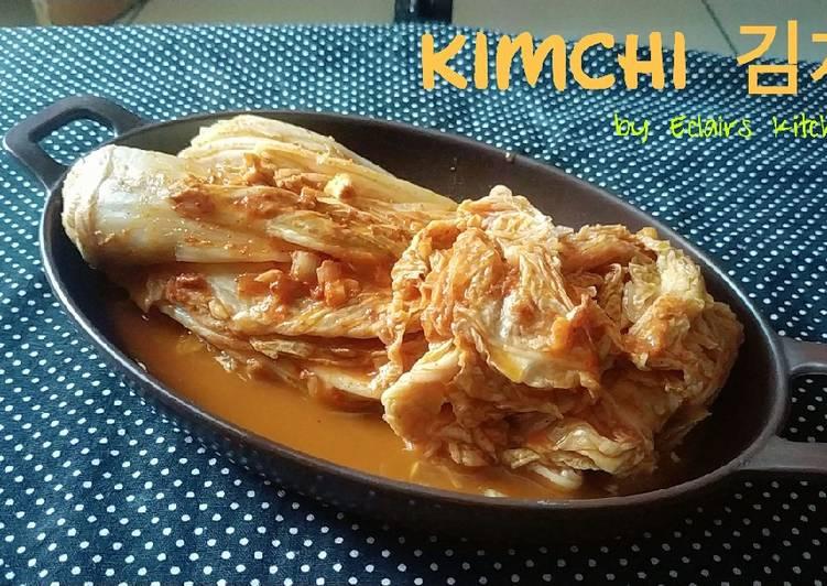 Kimchi Sawi Homemade Halal