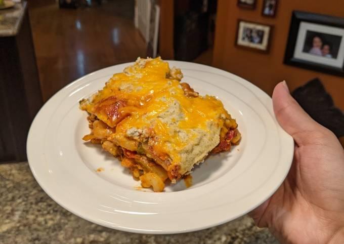 Recipe: Delicious Vegan Zucchini Lasagna