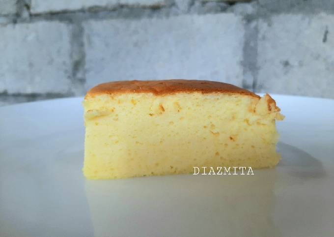 Cheddar Cheese Cake (CCC)