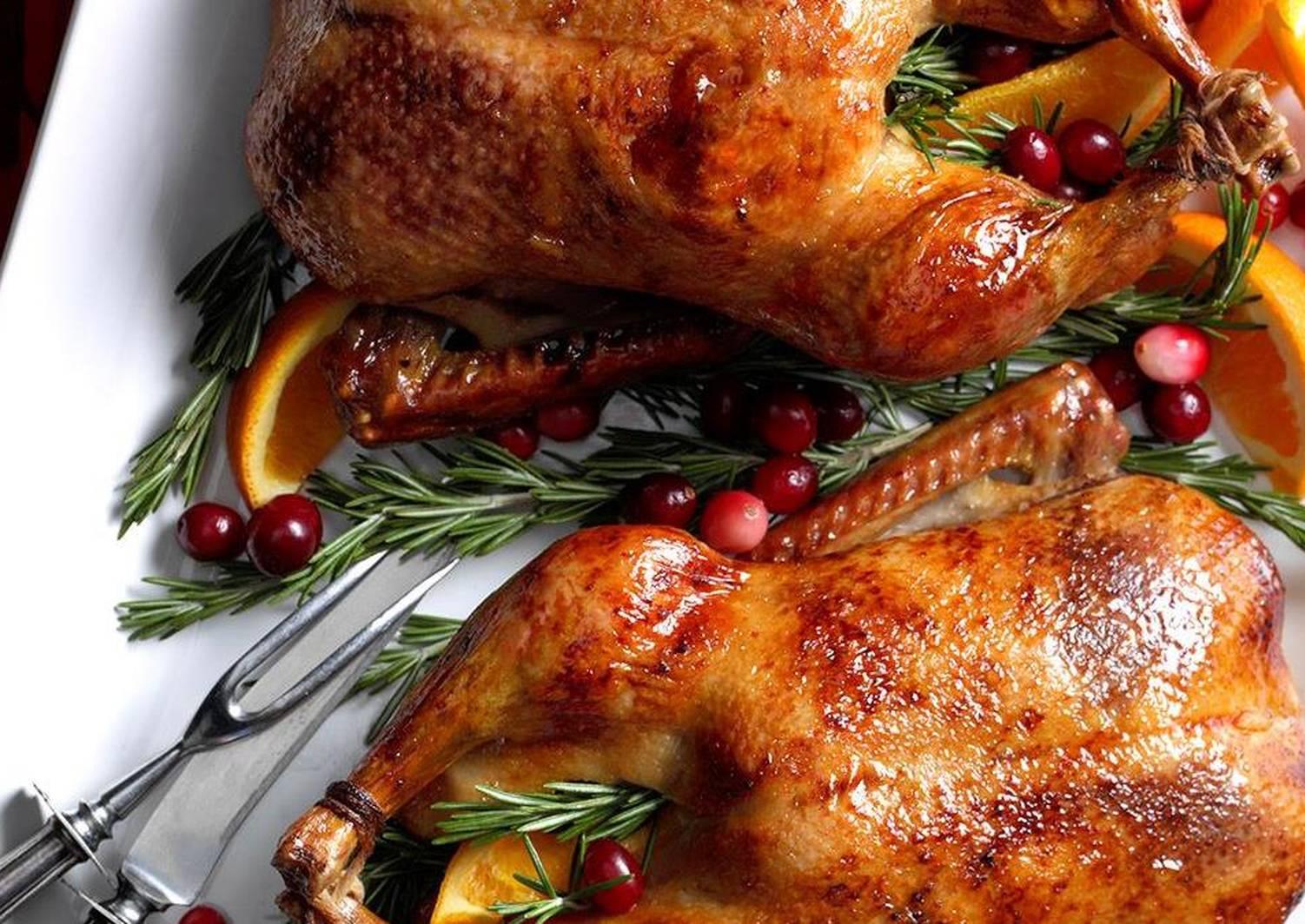 утка на рождество рецепт с фото работ над
