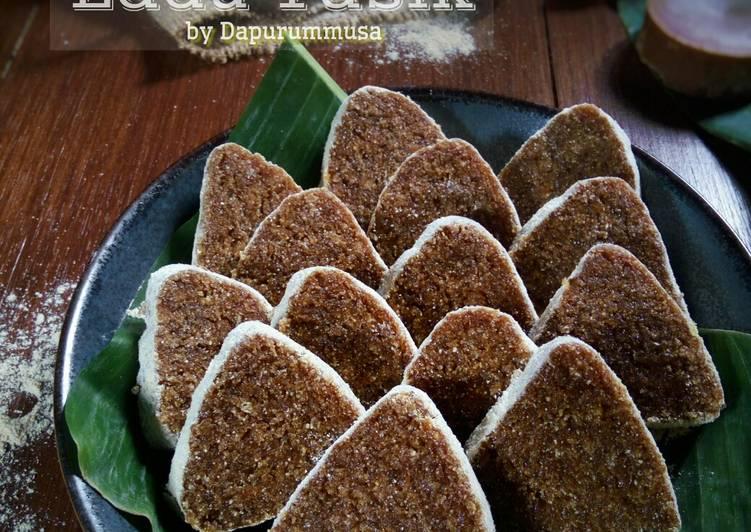 Resep Kue Ladu Tasik Oleh Diyah Kuntari Cookpad