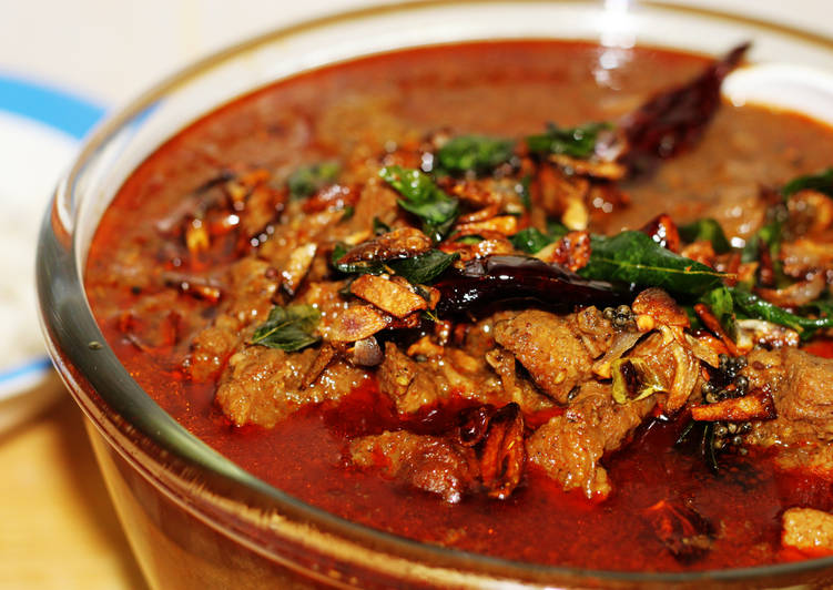 Recipe: Tasty Kerala Beef Curry