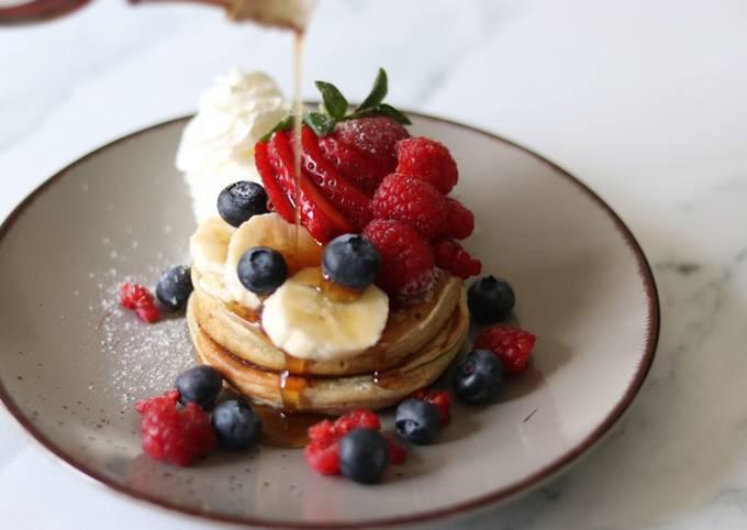 American fluffy pancake 🥞