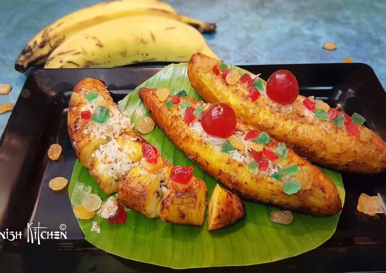 Exotic Banana Boat