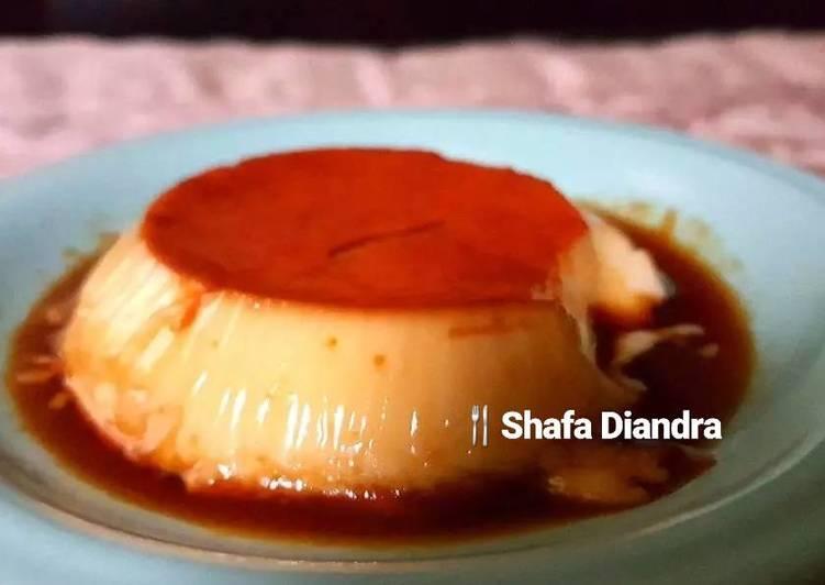 Caramel Custard Pudding