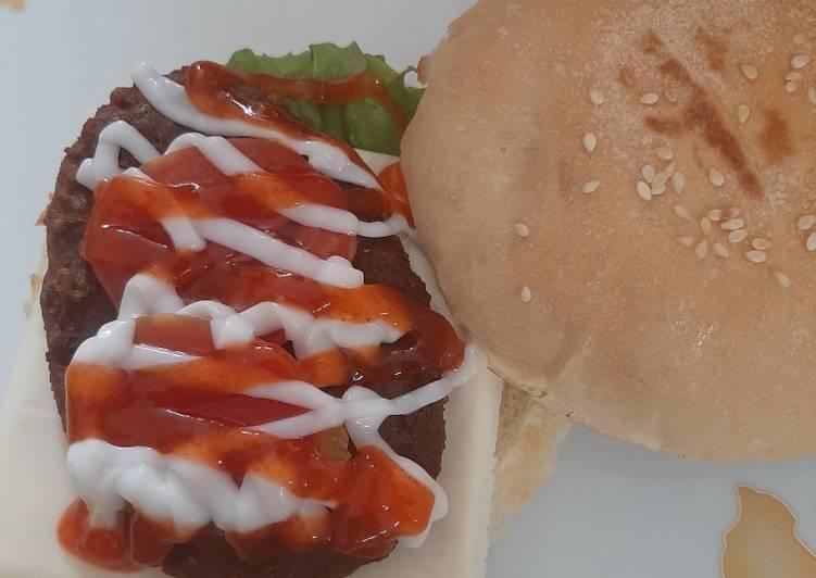 Burger Beef Patties