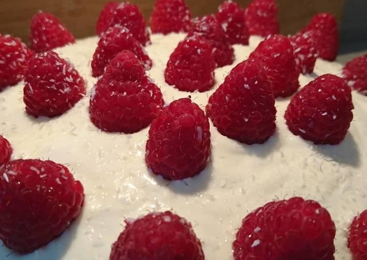 Recette Savoureux Mon gâteau d'anniversaire