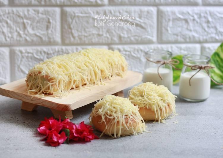Roti jabrik Keju / Roti Gondrong