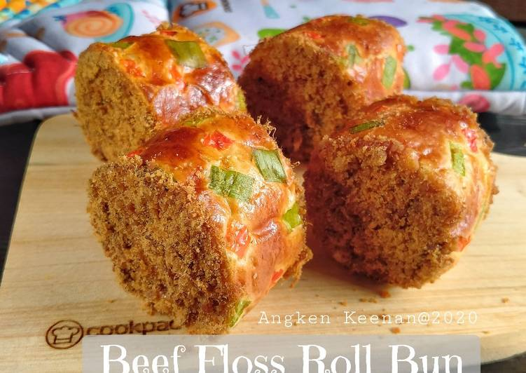 Beef Floss Roll Abon