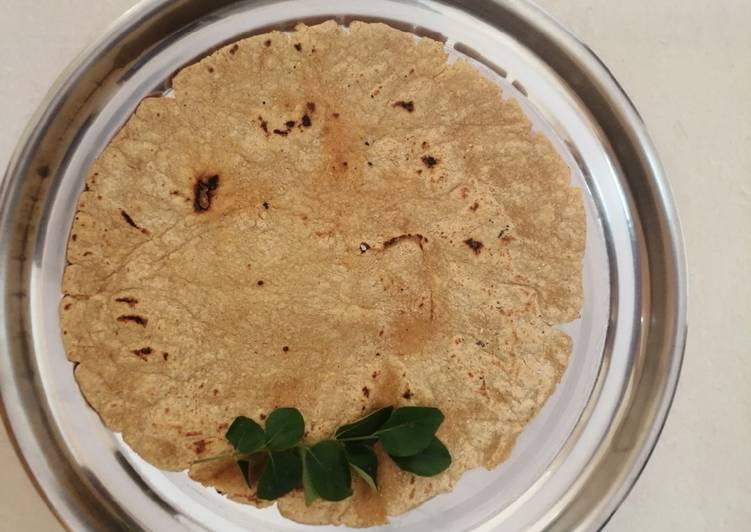 Discover How to Elevate Your Mood with Food Jowar roti