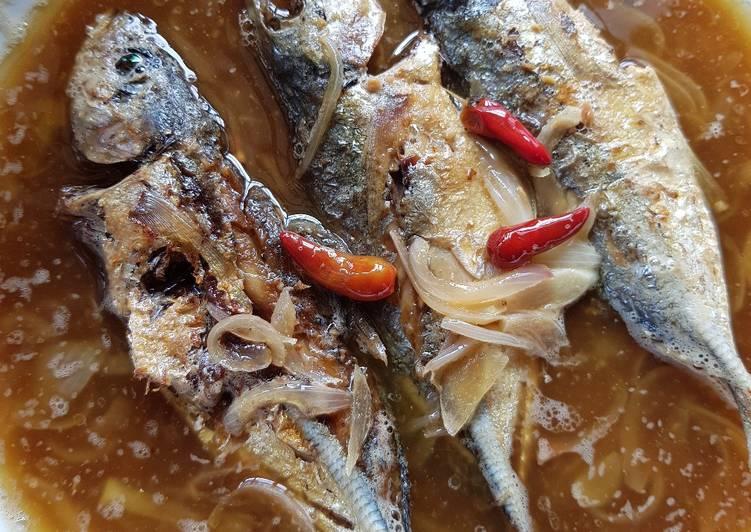Ikan Goreng Masak Taucu