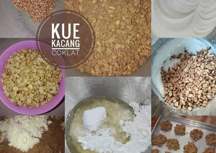Kue Kacang Coklat - cookandrecipe.com