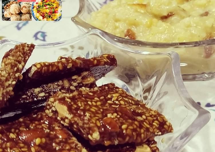 Sankranti Sweets