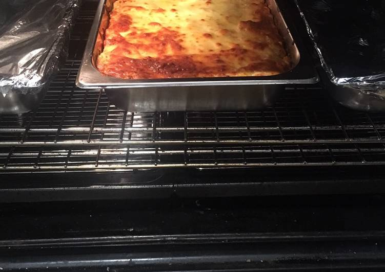 Easiest Way to Prepare Tasty Ma's Lasagne