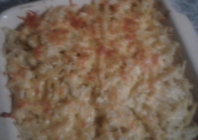 Recipe of Speedy Macaroni cheese