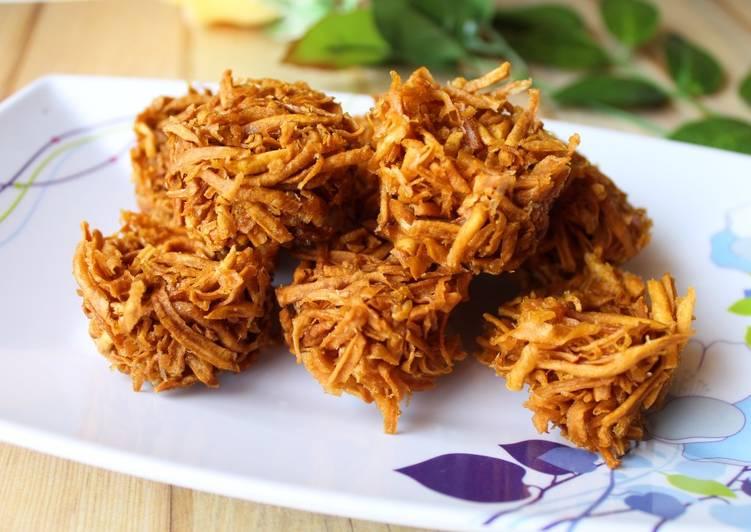 Resep Walangan / carang mas ubi jalar oleh Dapure Icha - Cookpad